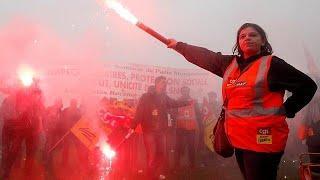 Сколько стоят забастовки во Франции