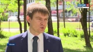Вести 24. Псков. 08.06.2018