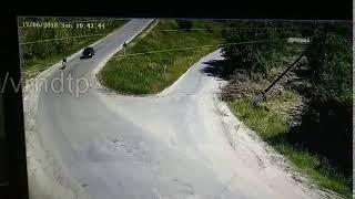 Столкновение байка и авто в Воронежской области