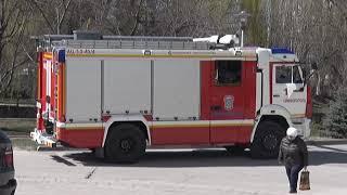 Проверка пожарной безопасности в ТЦ Гагаринский