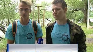 В Ярославле прошел очередной этап слета юных моряков
