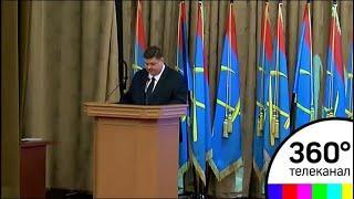 Николай Пестов подвёл итоги социально-экономического развития за 2017 год