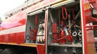 О пожарной безопасности говорили на совещании Главы Чувашии и правительства республики.