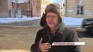 Люди без определенного места жительства тоже смогли принять участие в выборах президента России