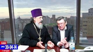 В эфире: отец Владимир