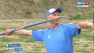 Спортсмен из Белокурихи в пятый раз стал чемпионом России по легкой атлетике среди ветеранов