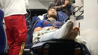 Петр Верзилов доставлен на лечение в Берлин