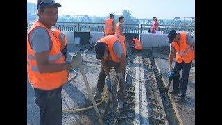 Что происходит на Яблоновском мосту в Краснодаре