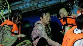 Кораблекрушение в Таиланде: число жертв растет