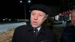 Губернатор Валерий Радаев поручил наказывать управляющие компании, не убирающие снег и наледь