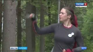 В Карелии завершились спортивные сборы по фехтованию