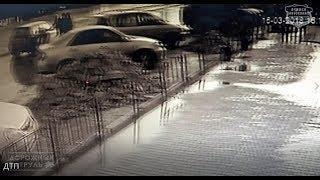 Полиция разыскивает водителя и автомобиль, скрывшегося с места ДТП в Ачинске