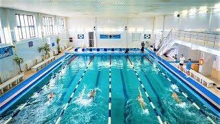 В Радужном после капитального ремонта открылся бассейн