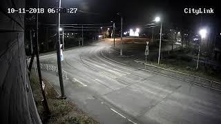 Жесткое ДТП в Петрозаводске попало на видео