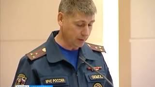 В Красноярском крае отменён режим ЧС в лесах
