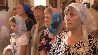 Крестный ход в день памяти Василия Рязанского