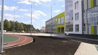 Новая школа на Шуисте в Пензе построена по современному проекту