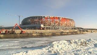 Оргкомитет игр чемпионата мира по футболу о готовности Саранска