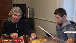 Продолжается цикл материалов о достойных женщинах Чечни