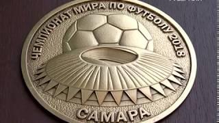 Дмитрий Азаров вручил медали отличившимся во время ЧМ-2018 полицейским