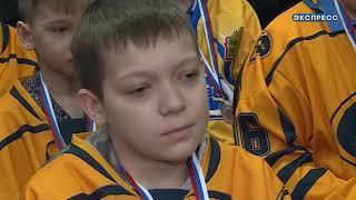 Юные пензенцы выиграли первенство России зоны Поволжье по хоккею