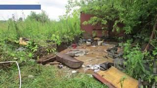 Житель Череповца сдал чужой гараж в металлолом