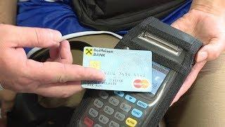 Терминал бесконтактной оплаты проезда официально вышел на маршруты в Саранске