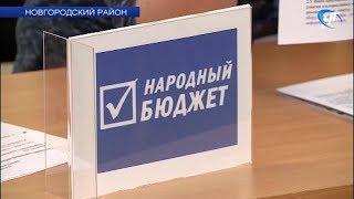 В рамках «Народного бюджета» в Панковке презентовали самые популярные заявки от жителей