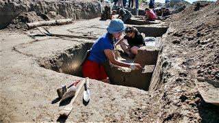Археологические памятники Югры