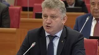 Депутаты областной Думы проголосовали за объединение Переславля с муниципальным районом