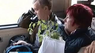 С началом дачного сезона компания «Краспригород» назначила 11 дополнительных пригородных поездов