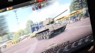Сталевары вышли в виртуальный мир. Заводчане геймеры осваивают управление танками