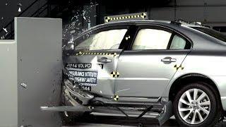 Volvo  краш тест и 2 дтп