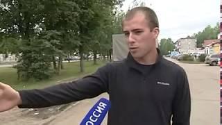 В рубрике «Дорожный патруль» - второстепенная дорога вдоль Ленинградского проспекта