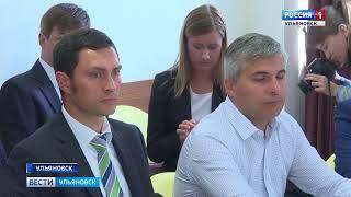 Ульяновск с рабочим визитом посетил М. Орешкин