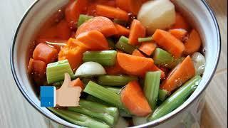 Рецепт тыквенного супа от мужчины, похудевшего на 50 кг