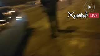 Страшное ДТП, два трупа, ул. Деревянко, 4 автомобиля в ДТП, скорая помощь