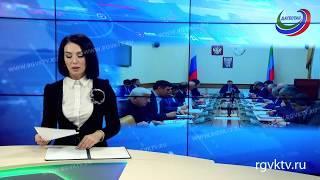 Проблемы водоснабжения и водоотведения городов и районов республики обсудили в правительстве РД