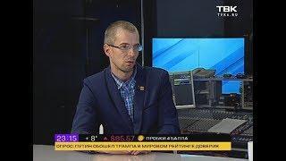 Е. Фролов об отмене выделенных полос для общественного транспорта