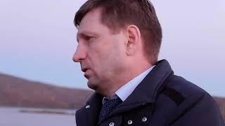 Губернатор Сергей Фургал в Комсомольске