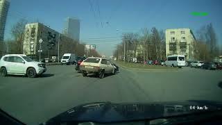 ДТП на Краснопутиловской