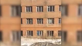В Саратове на Киевской рухнул дом