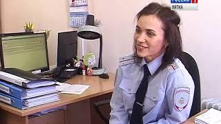 Чем, кроме профессии заполнена жизнь инспектора ДПС Натальи Макаровой(ГТРК Вятка)