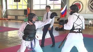 На первенстве областной федерации кобудо соревновались более двухсот спортсменов