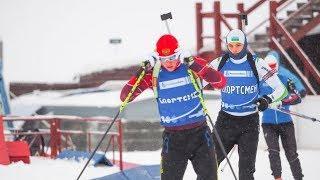 В Ханты-Мансийске сегодня стартует первая гонка Кубка России по биатлону