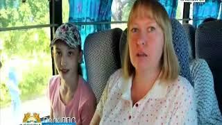 Водитель междугороднего пассажирского автобуса ехал без документов и был пьян