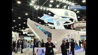Самарская делегация принимает участие в работе XXII Международного экономического форума