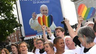 Понтифик летит в Ирландию для разговора о семье