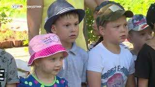 Ижевских дошколят знакомят с культурой народов России