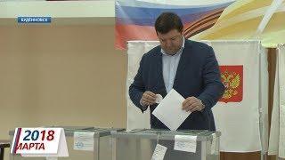 Известные люди Ставропольского края приняли участие в выборах президента